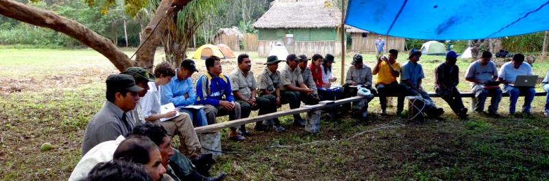 Implementación del modelo de gestión compartida, construido entre la Central Indígena del Pueblo Leco de Apolo y el Parque Nacional y Área Natural de Manejo Integrado Madidi.