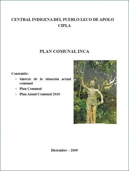 Plan Inca