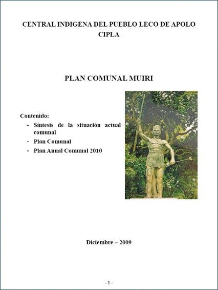 Plan Muiri