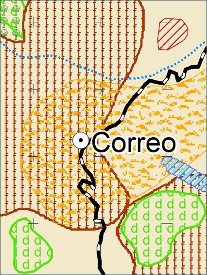 Mapa Comunal  - Comunidad Correo
